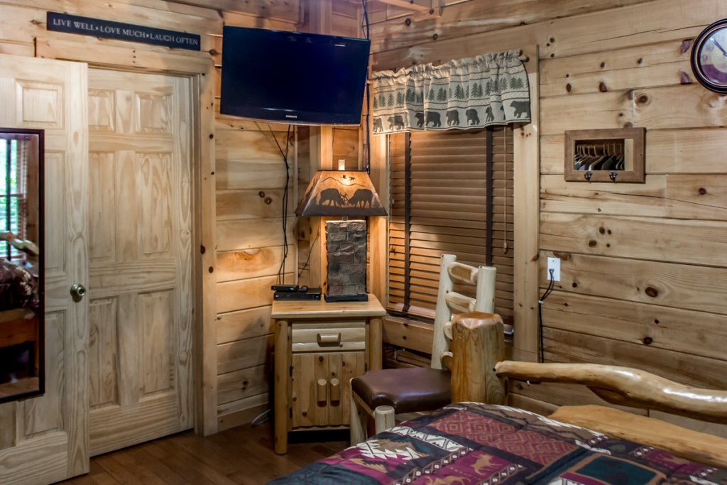 Photo of a Sevierville Cabin named Southern Comfort #22 - This is the twenty-seventh photo in the set.