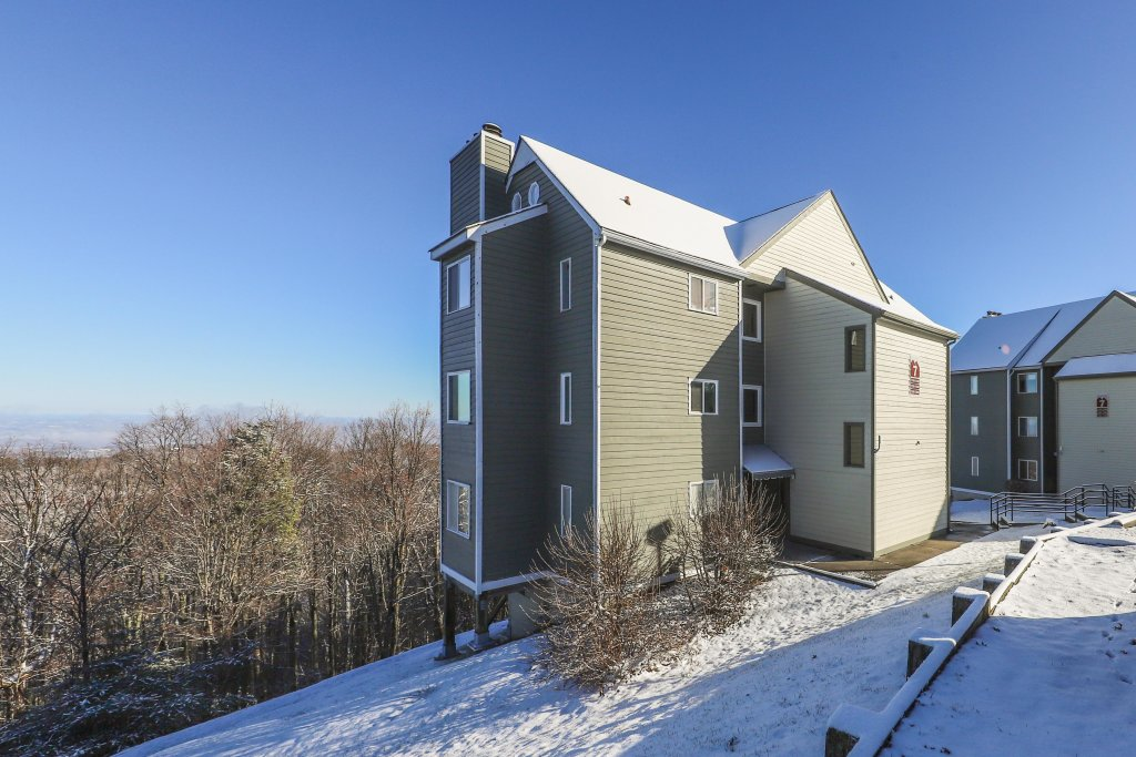 Photo of a Gatlinburg Cabin named Summit Woods Condo - This is the twenty-sixth photo in the set.