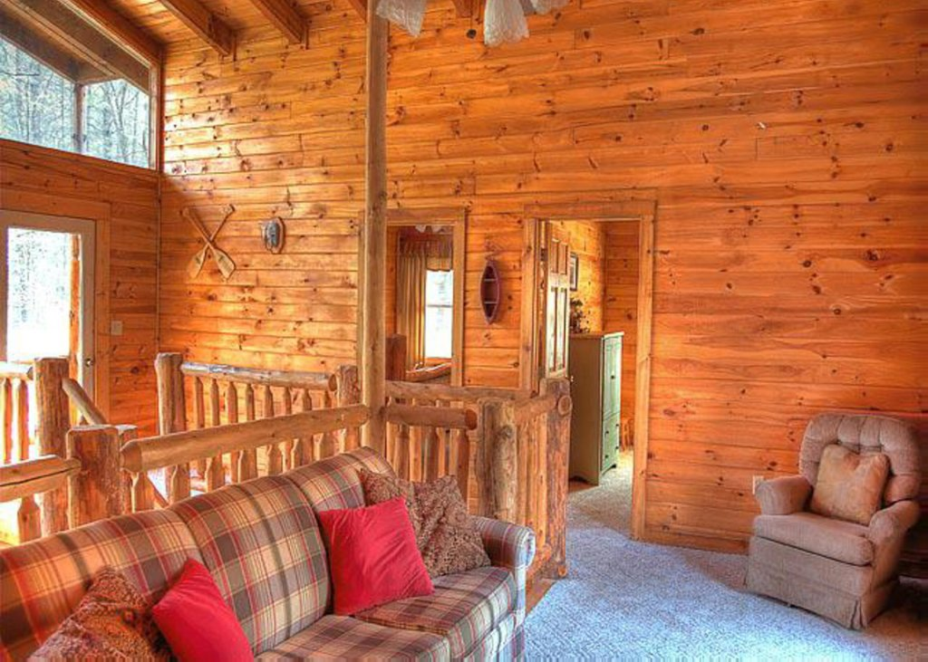 Photo of a Sevierville Cabin named Hook's Haven #2 - This is the eighth photo in the set.