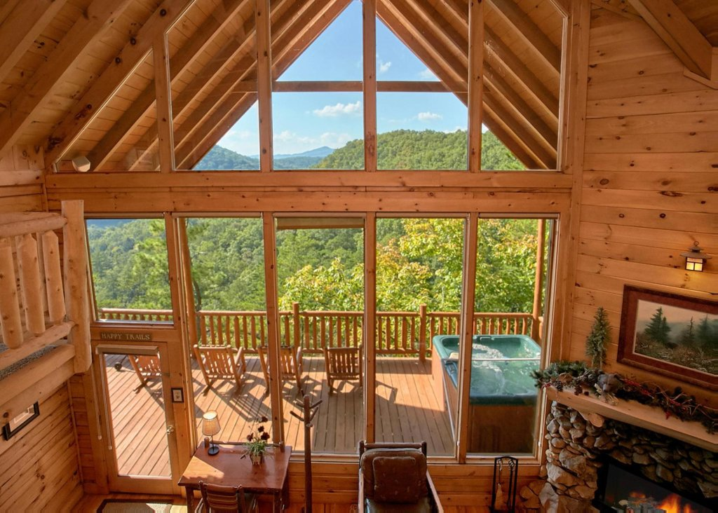 Photo of a Sevierville Cabin named Perfect Peace #46 - This is the eighth photo in the set.