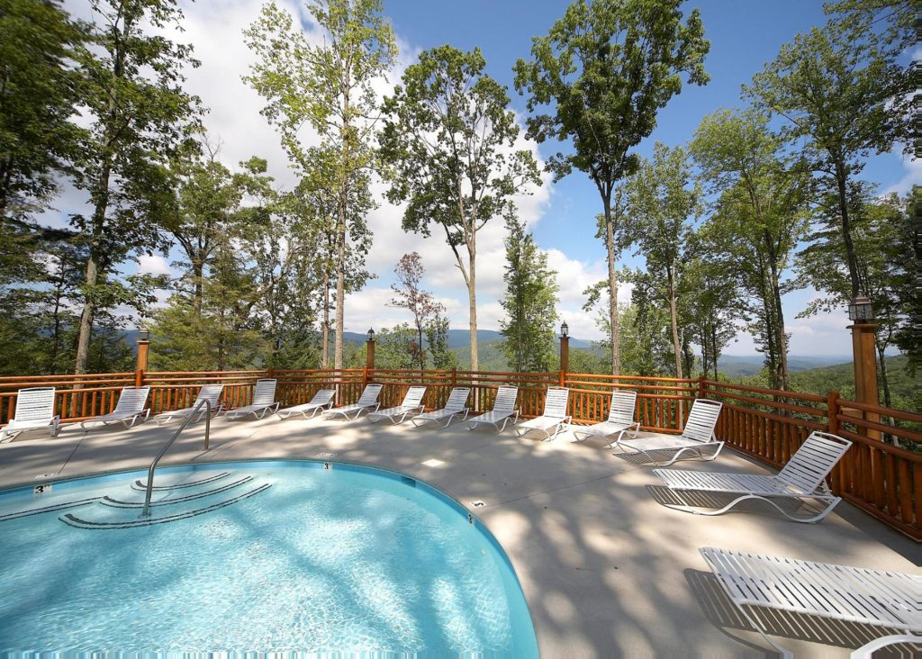 Photo of a Sevierville Cabin named Creekside Oasis #3 - This is the twenty-second photo in the set.