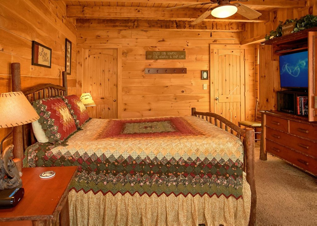 Photo of a Sevierville Cabin named Perfect Peace #46 - This is the eleventh photo in the set.