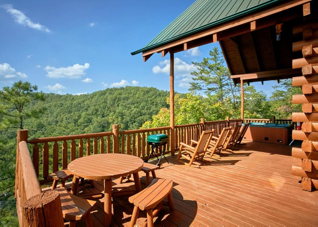 Photo of a Sevierville Cabin named Perfect Peace #46 - This is the thirteenth photo in the set.