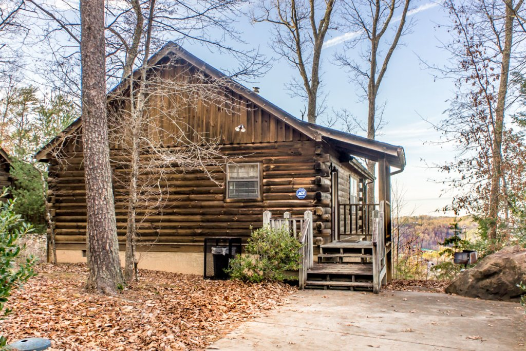 Photo of a Sevierville Cabin named All About Romance - This is the eighteenth photo in the set.