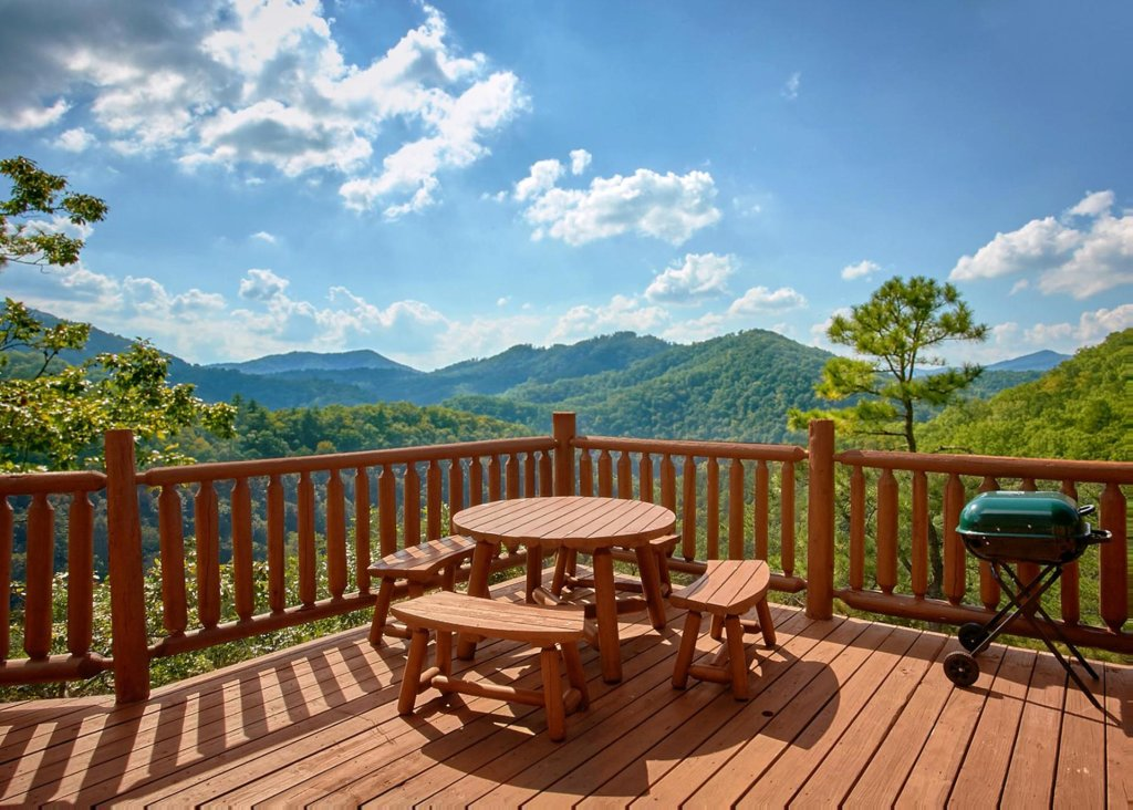 Photo of a Sevierville Cabin named Perfect Peace #46 - This is the eighteenth photo in the set.
