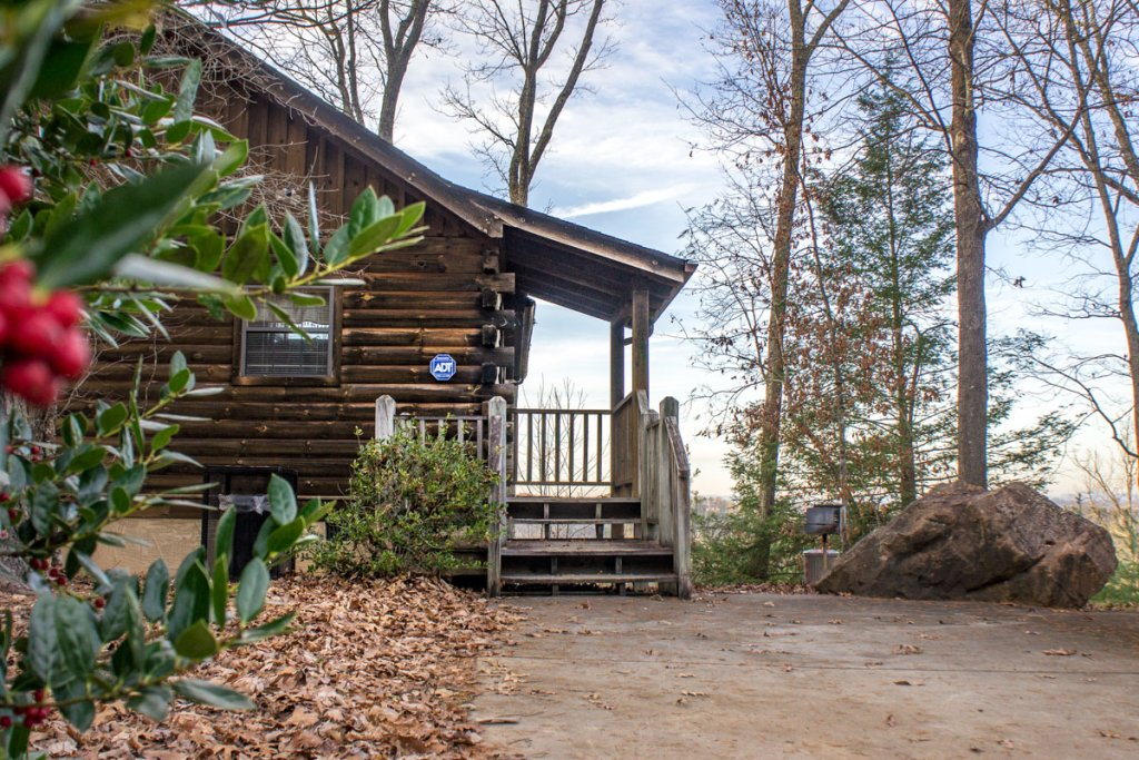 Photo of a Sevierville Cabin named All About Romance - This is the nineteenth photo in the set.