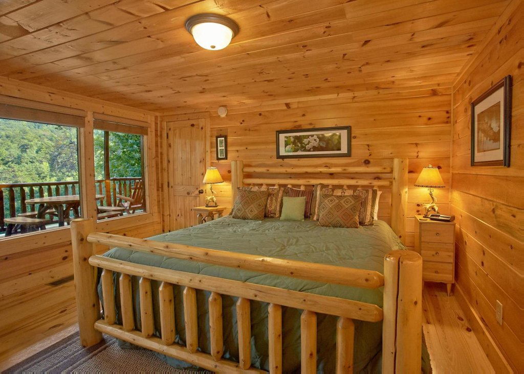 Photo of a Sevierville Cabin named Southern Elegance #70 - This is the fourteenth photo in the set.