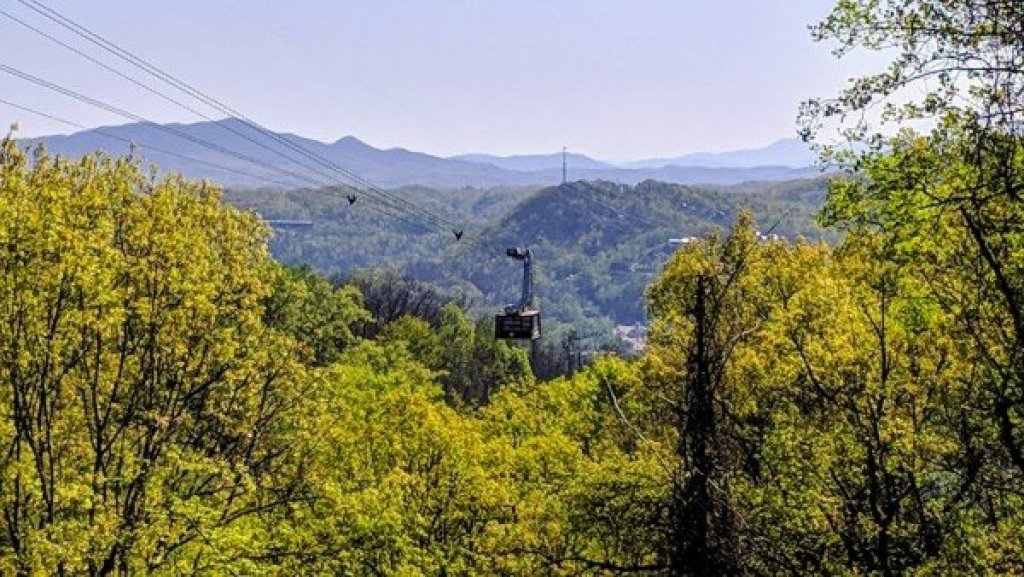 Photo of a Gatlinburg Cabin named Soaring Heights - This is the first photo in the set.