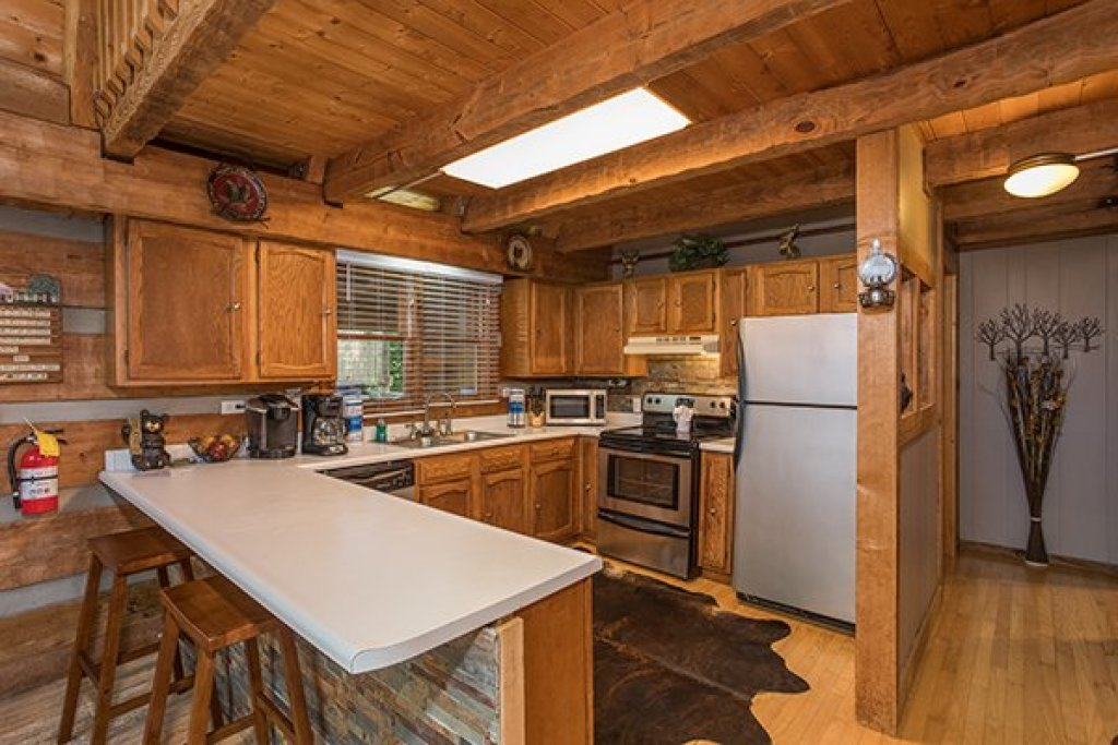 Photo of a Gatlinburg Cabin named Soaring Heights - This is the eighth photo in the set.