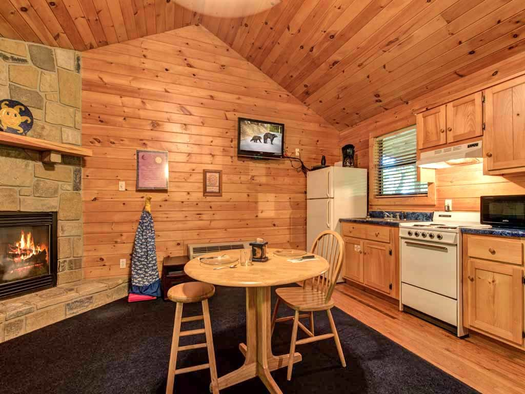 Photo of a Sevierville Cabin named Star Struck - This is the fifth photo in the set.