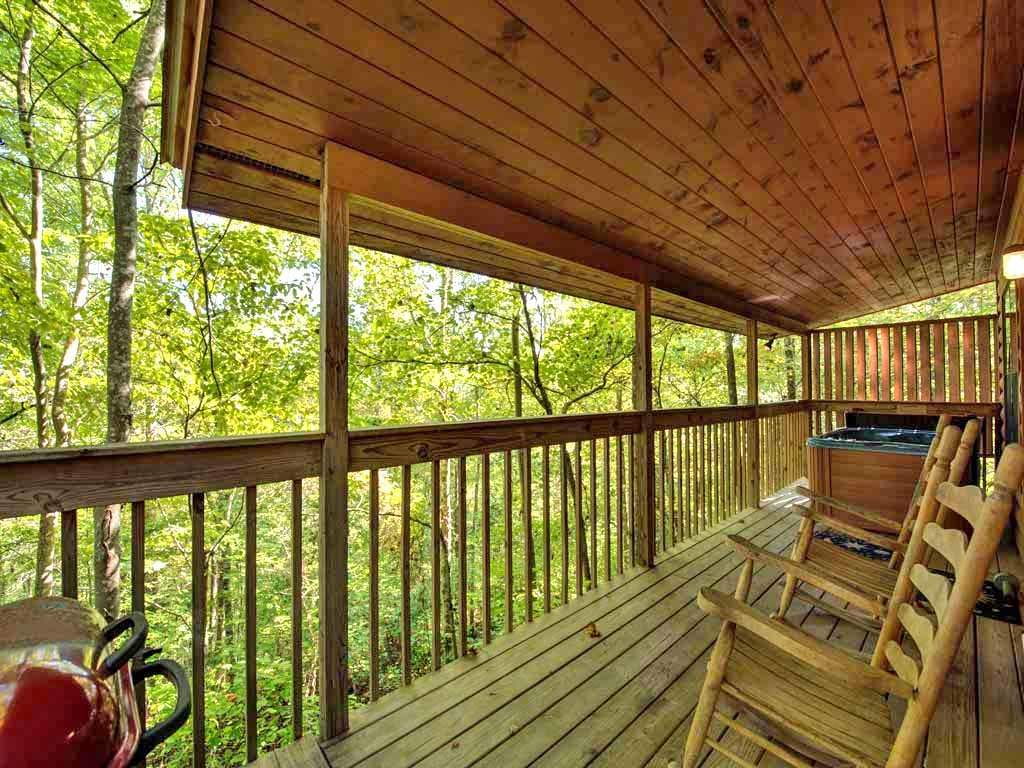 Photo of a Sevierville Cabin named Star Struck - This is the third photo in the set.