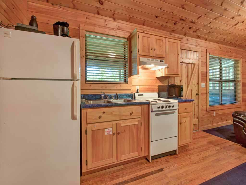 Photo of a Sevierville Cabin named Star Struck - This is the sixth photo in the set.