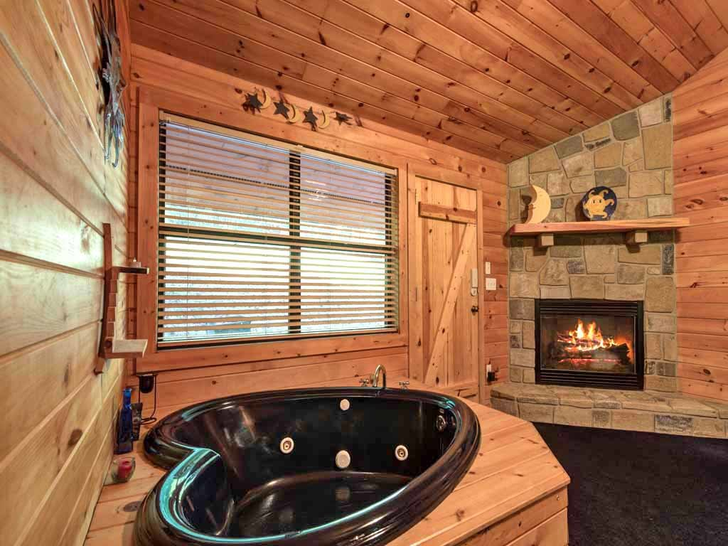 Photo of a Sevierville Cabin named Star Struck - This is the ninth photo in the set.