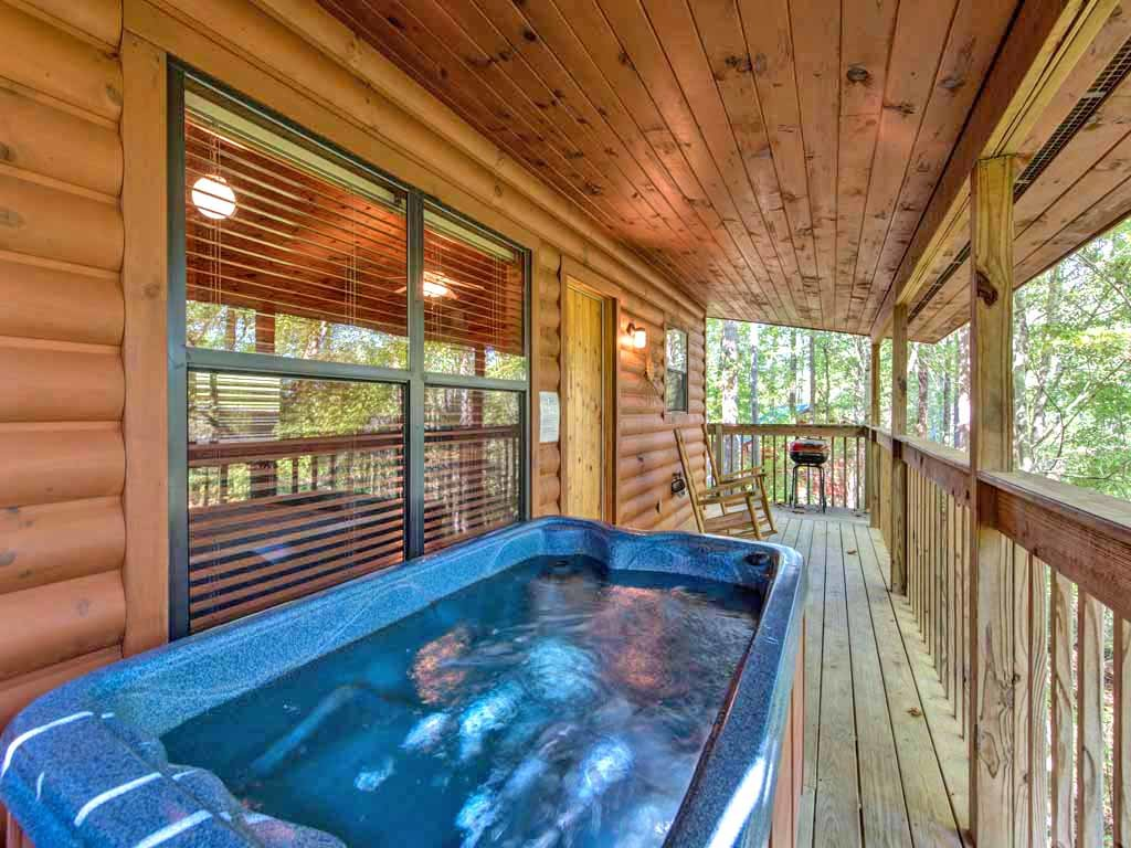 Photo of a Sevierville Cabin named Star Struck - This is the twelfth photo in the set.