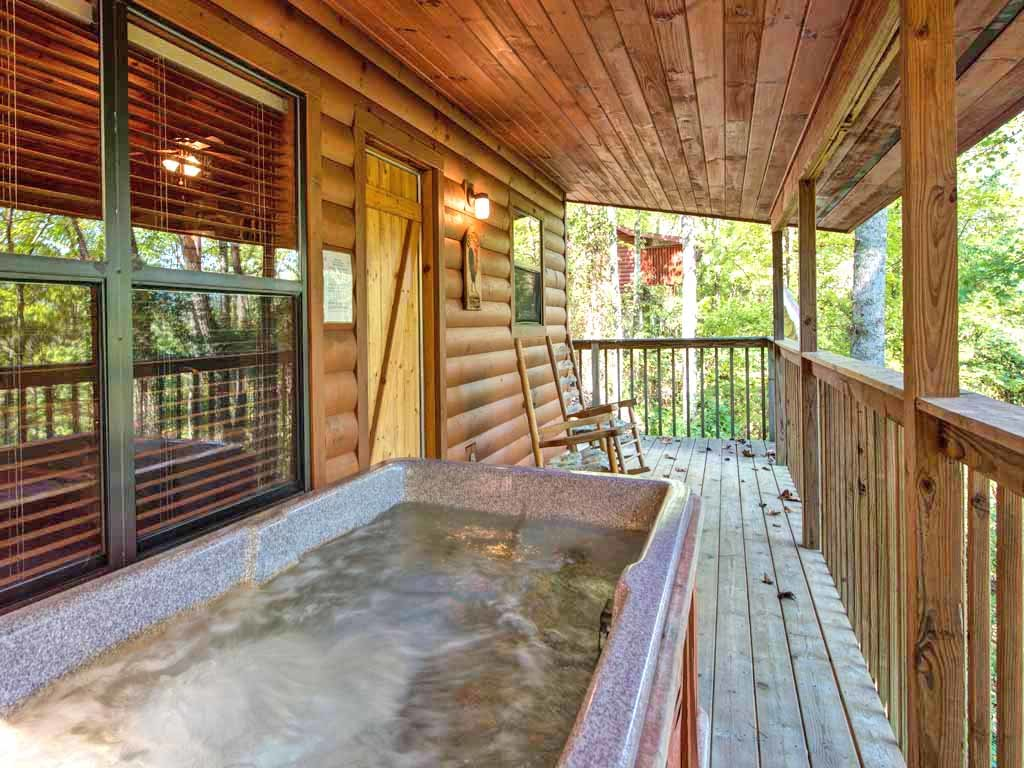 Photo of a Sevierville Cabin named Rooster Way - This is the twelfth photo in the set.