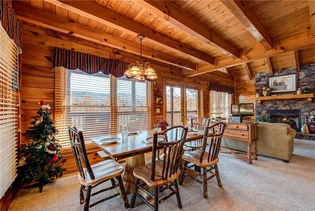 Photo of a Pigeon Forge Cabin named Chalet Of Dreams - This is the sixth photo in the set.