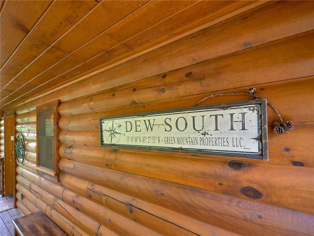 Photo of a Gatlinburg Cabin named Dew South - This is the twenty-fifth photo in the set.