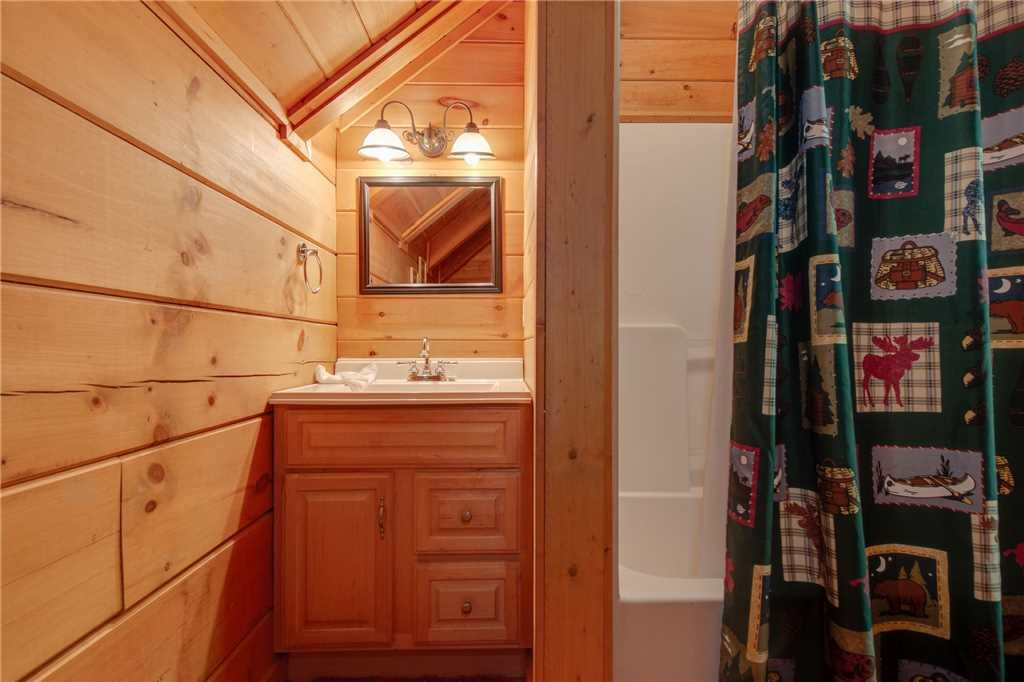 Photo of a Sevierville Cabin named Spring View - This is the fourteenth photo in the set.