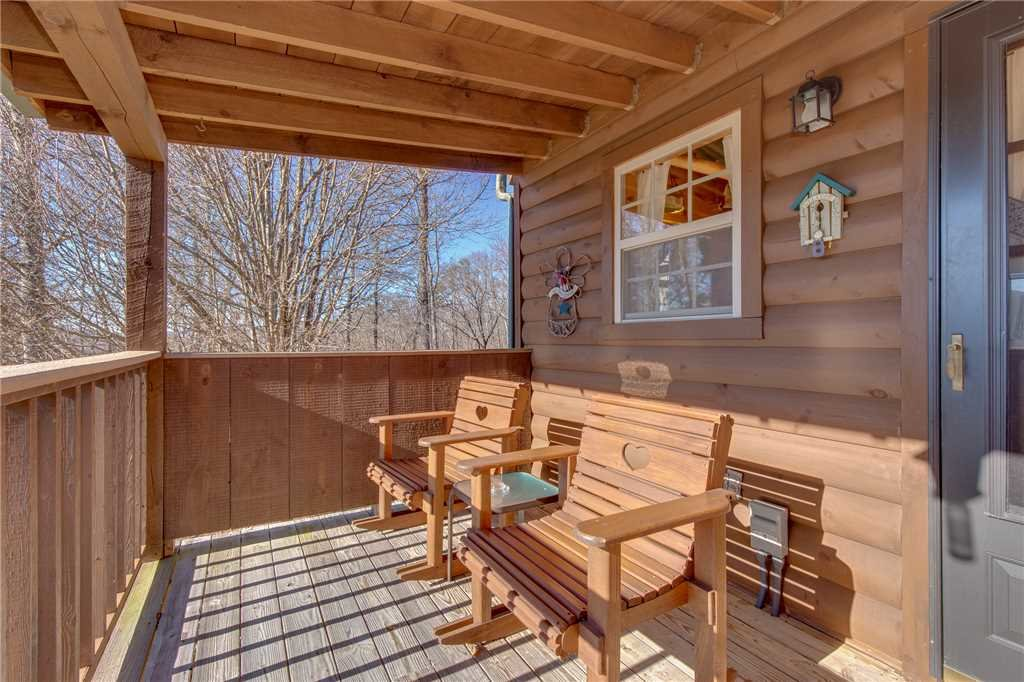 Photo of a Gatlinburg Cabin named Silver Moon - This is the fifteenth photo in the set.