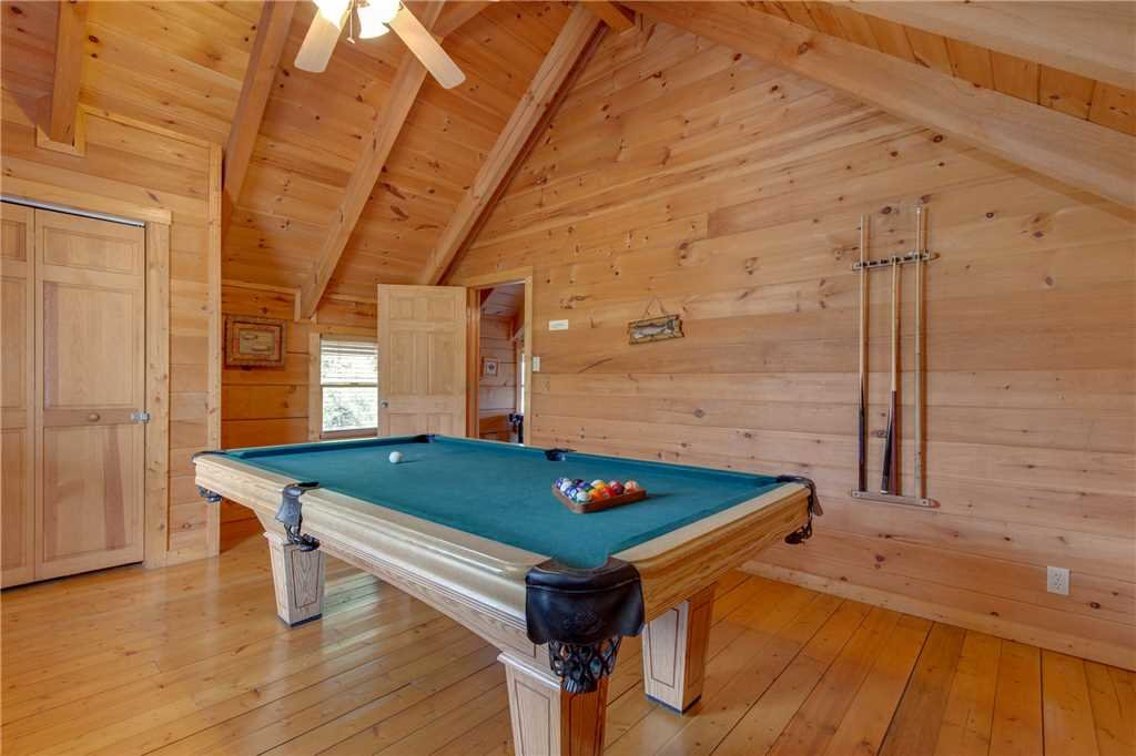Photo of a Sevierville Cabin named Spring View - This is the tenth photo in the set.