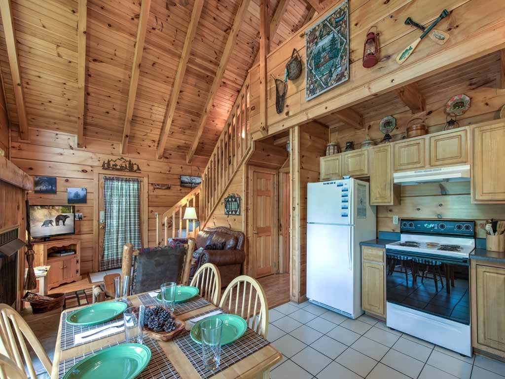 Photo of a Gatlinburg Cabin named Twilight Ridge - This is the seventh photo in the set.