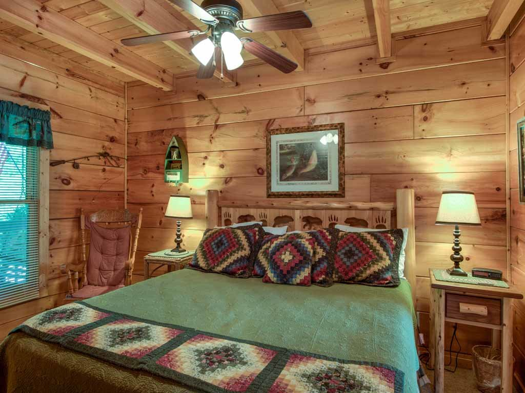 Photo of a Gatlinburg Cabin named Twilight Ridge - This is the twelfth photo in the set.