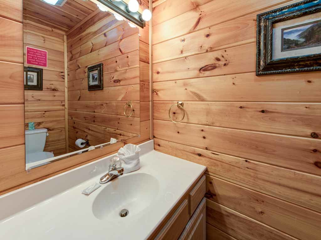 Photo of a Sevierville Cabin named Tender Moments - This is the thirteenth photo in the set.