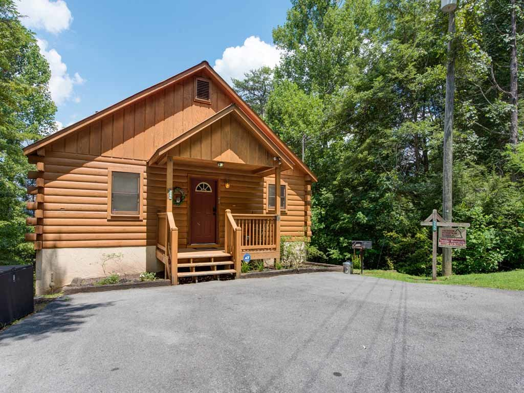 Photo of a Sevierville Cabin named Tender Moments - This is the fifteenth photo in the set.