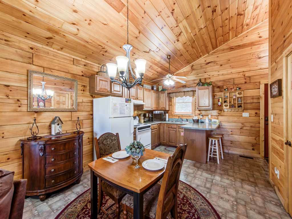 Photo of a Sevierville Cabin named Tender Moments - This is the seventh photo in the set.
