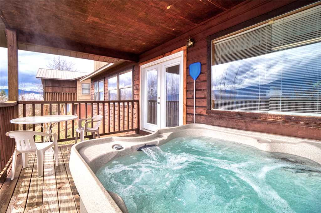 Photo of a Gatlinburg Cabin named Park View 1 - This is the sixteenth photo in the set.