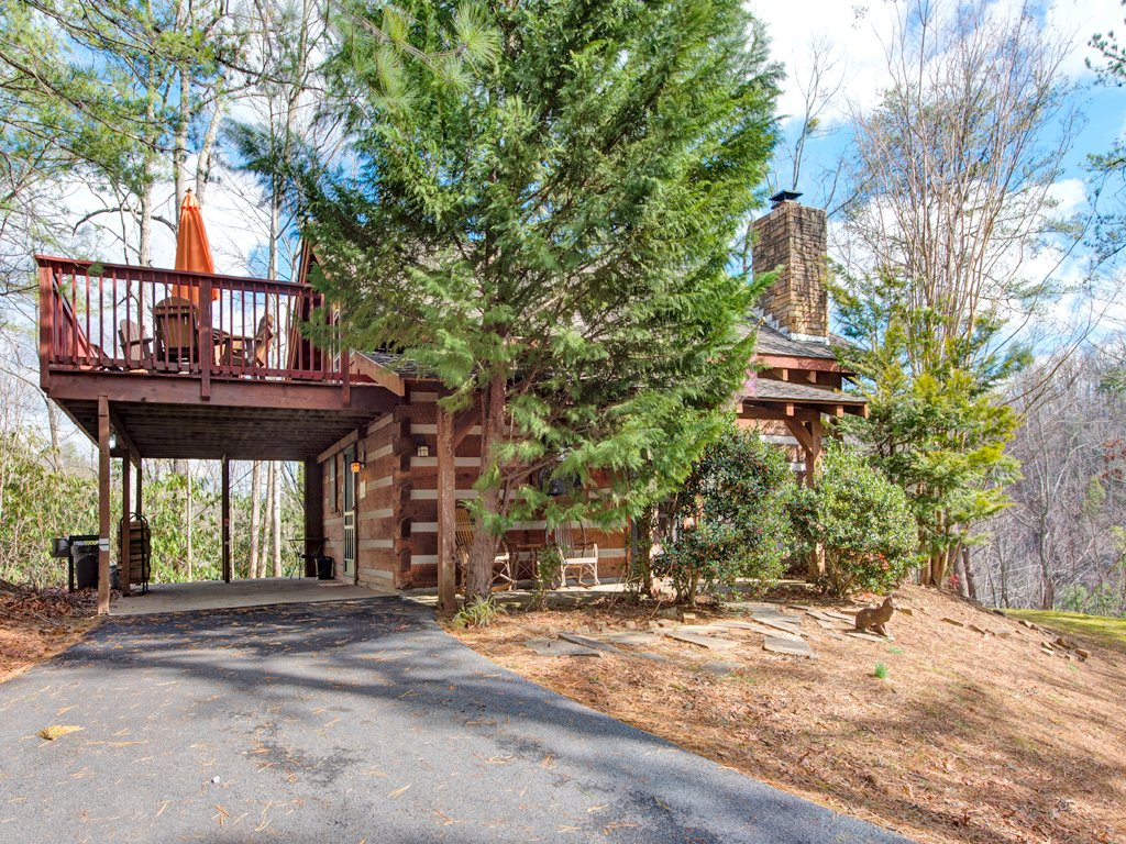Photo of a Gatlinburg Cabin named Fox Den - This is the twenty-first photo in the set.