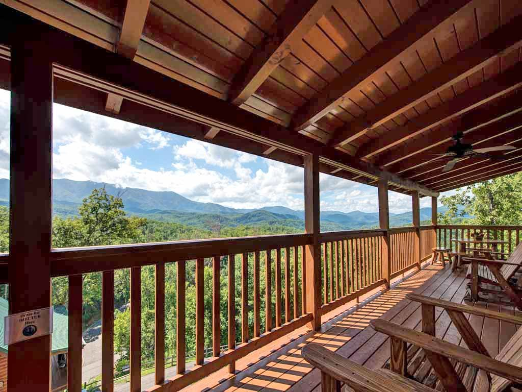 Photo of a Gatlinburg Cabin named Endless View - This is the twenty-second photo in the set.