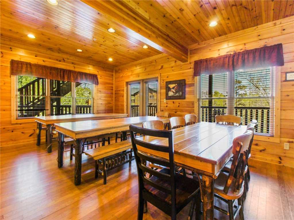 Photo of a Gatlinburg Cabin named Big Sky Lodge Ii - This is the sixth photo in the set.
