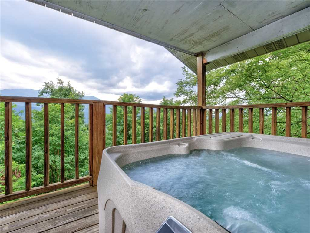 Photo of a Gatlinburg Cabin named Leconte View 1 - This is the first photo in the set.