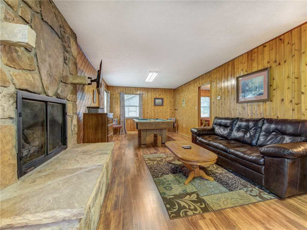 Photo of a Gatlinburg Cabin named Leconte View 1 - This is the second photo in the set.