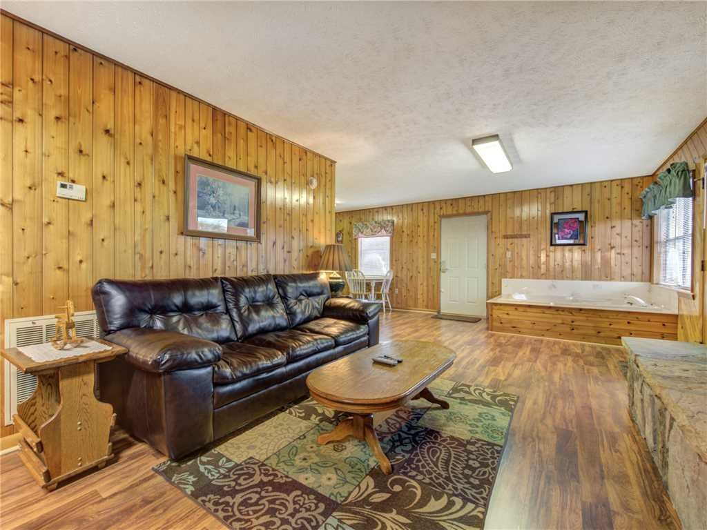 Photo of a Gatlinburg Cabin named Leconte View 1 - This is the fifth photo in the set.