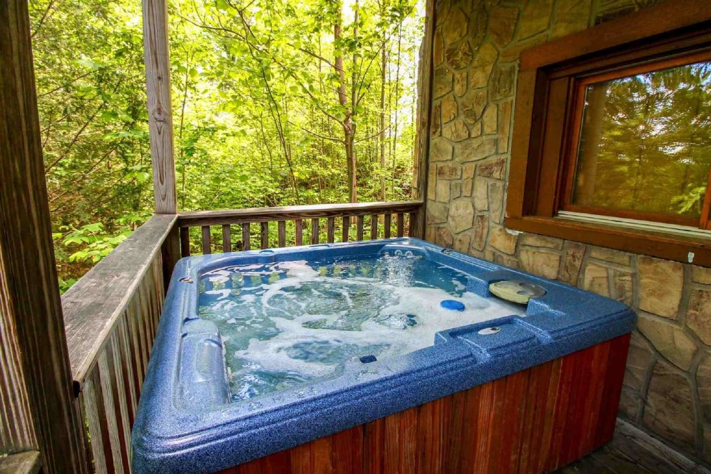 Photo of a Gatlinburg Cabin named The Great Escape - This is the twelfth photo in the set.