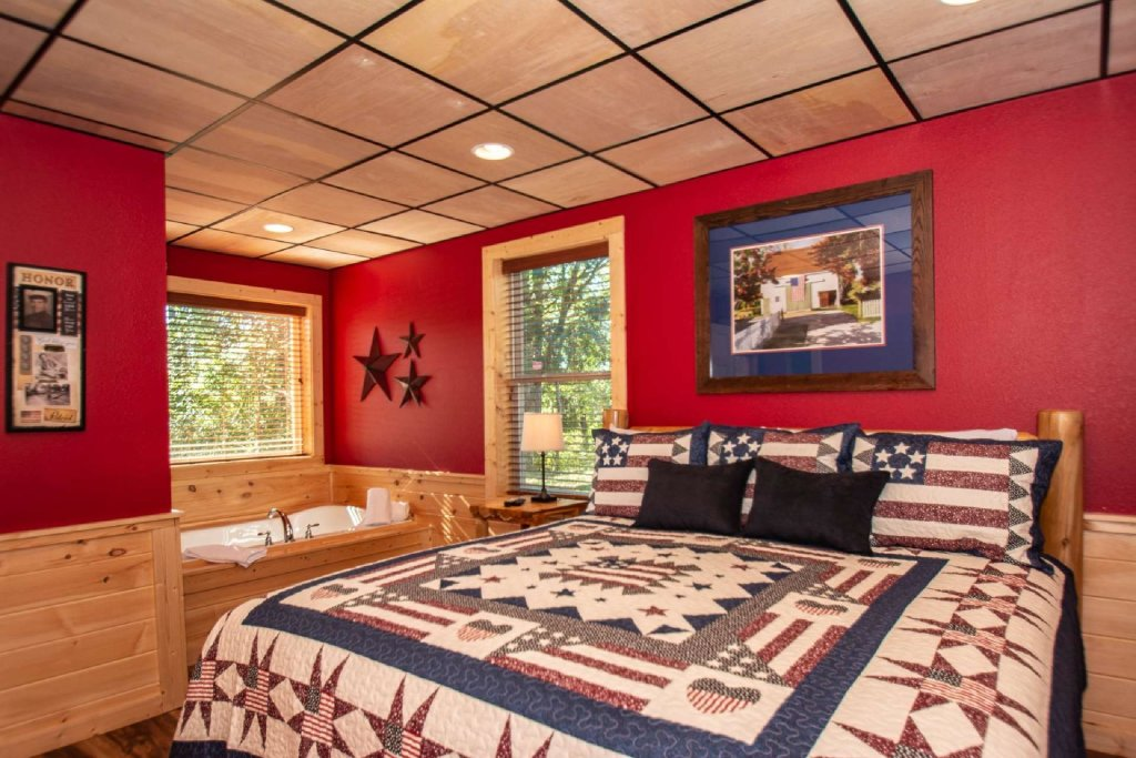 Photo of a Pigeon Forge Cabin named Tana-see - This is the twenty-first photo in the set.