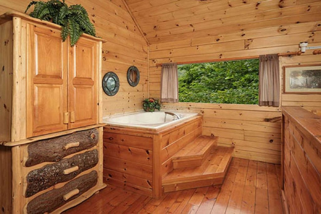 Photo of a Pigeon Forge Cabin named Sky's The Limit - This is the sixteenth photo in the set.