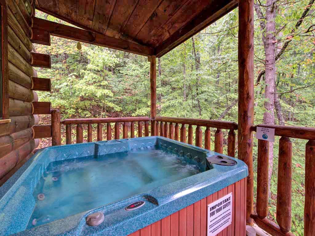 Photo of a Sevierville Cabin named Makin Memories - This is the second photo in the set.
