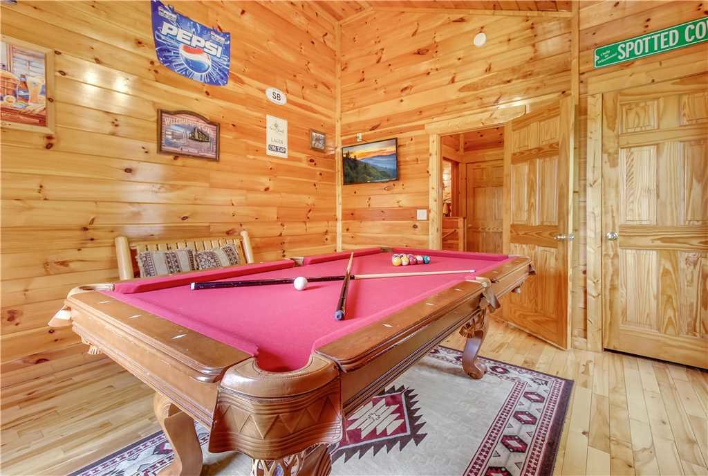 Photo of a Sevierville Cabin named Makin Memories - This is the tenth photo in the set.