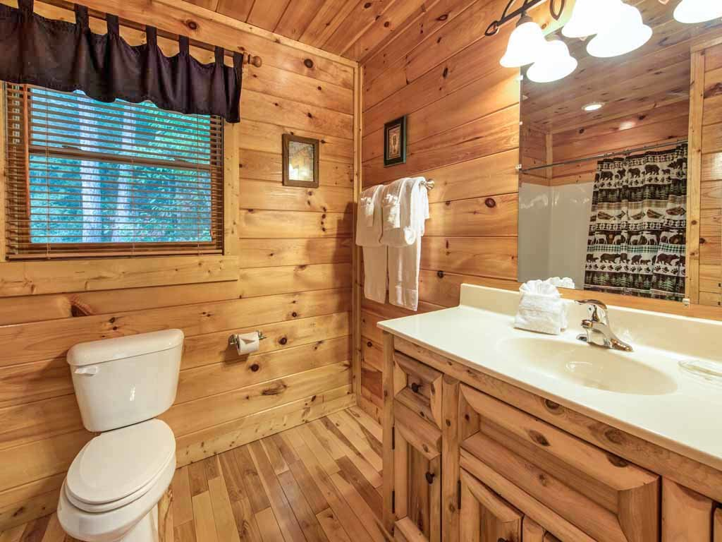 Photo of a Sevierville Cabin named Makin Memories - This is the eighteenth photo in the set.
