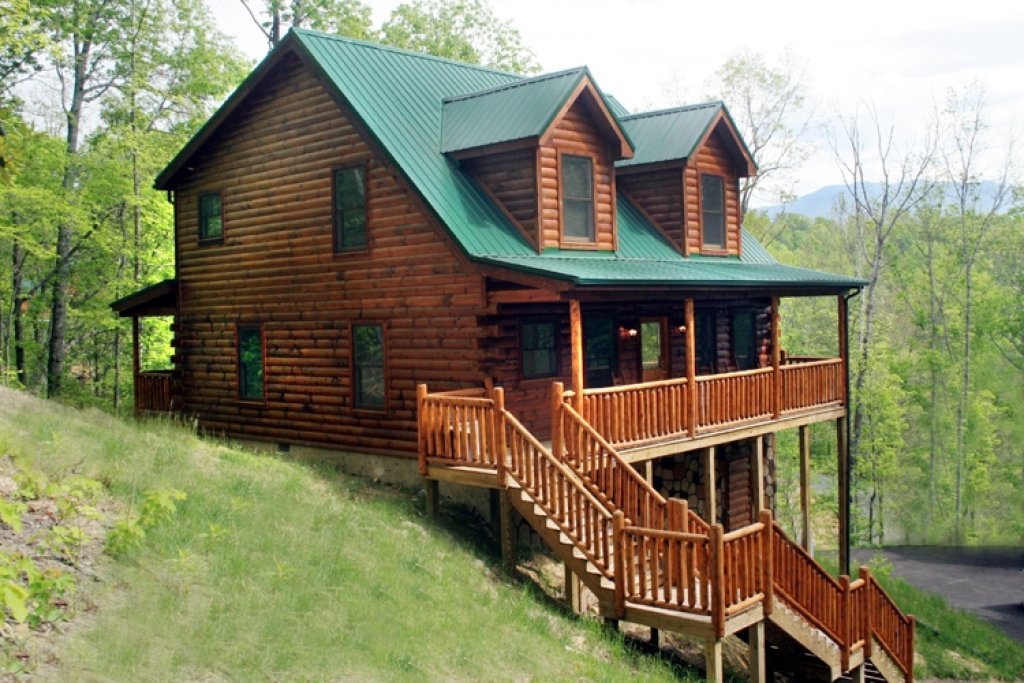Photo of a Sevierville Cabin named Makin Memories - This is the twenty-sixth photo in the set.