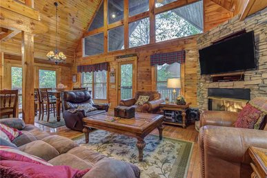 Mountain Flower, 4 Bedrooms, Hot Tub, Pool, Sleeps 12