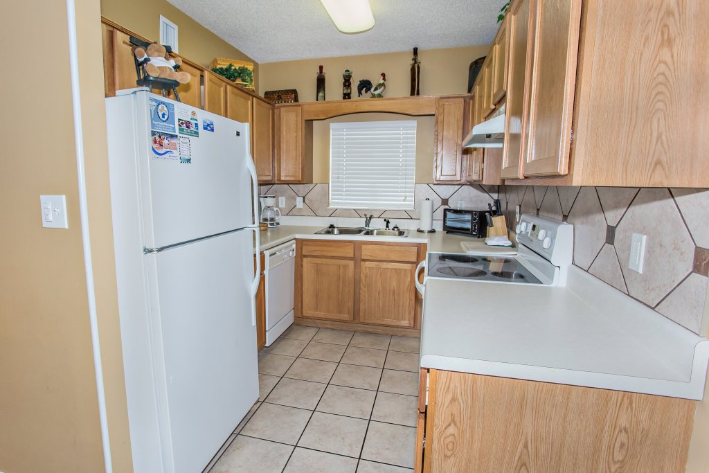 Photo of a Pigeon Forge Condo named Bear Crossing 203 - This is the third photo in the set.