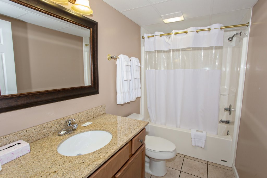 Photo of a Pigeon Forge Condo named Bear Crossing 203 - This is the twelfth photo in the set.