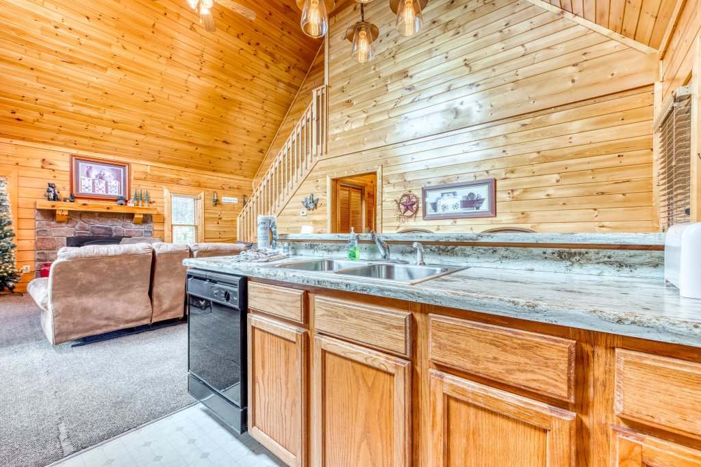 Photo of a Sevierville Cabin named Southern Charms - This is the ninth photo in the set.