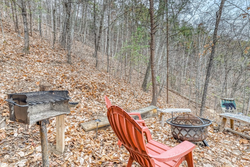 Photo of a Sevierville Cabin named Black Bear's Bluff - This is the thirtieth photo in the set.