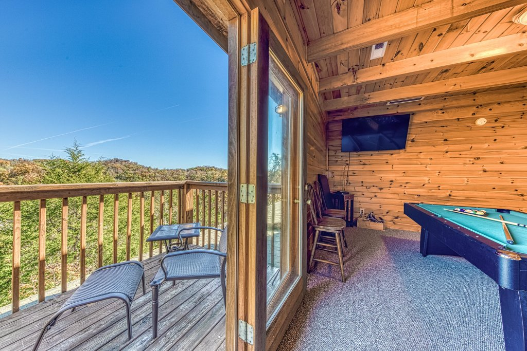 Photo of a Sevierville Cabin named Southern Charms - This is the thirty-second photo in the set.