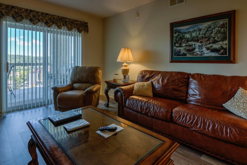 Photo of a Pigeon Forge Condo named Whispering Pines 243 - This is the fifth photo in the set.